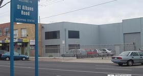 Factory, Warehouse & Industrial commercial property for lease at 63A St Albans Road St Albans VIC 3021