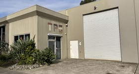Factory, Warehouse & Industrial commercial property for lease at Unit 4/12 VIEWTECH PLACE Rowville VIC 3178