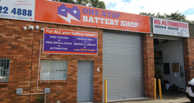 Factory, Warehouse & Industrial commercial property for lease at 4/5 Steel Blacktown NSW 2148