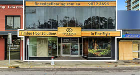 Shop & Retail commercial property for lease at 227 Maroondah Highway Ringwood VIC 3134