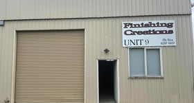 Factory, Warehouse & Industrial commercial property for lease at 9/10 Ogilvie Crescent Queanbeyan NSW 2620