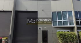 Factory, Warehouse & Industrial commercial property for lease at Unit 26/192A Kingsgrove Road Kingsgrove NSW 2208