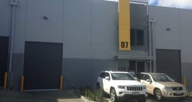Factory, Warehouse & Industrial commercial property for lease at 7/82 Gateway Boulevard Epping VIC 3076