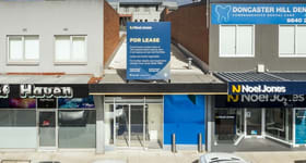 Shop & Retail commercial property for lease at 704 Doncaster Road Doncaster VIC 3108