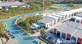 Factory, Warehouse & Industrial commercial property for lease at 2/3 Dalton  Street Upper Coomera QLD 4209