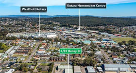 Factory, Warehouse & Industrial commercial property for lease at Unit 4/87 Bailey Street Adamstown NSW 2289