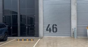 Factory, Warehouse & Industrial commercial property for lease at Unit 46/10 Cawley Road Yarraville VIC 3013