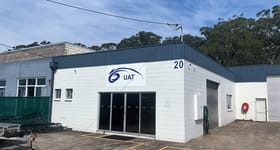 Factory, Warehouse & Industrial commercial property for lease at 20 Industry Drive Tweed Heads South NSW 2486