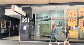 Shop & Retail commercial property for lease at Shop A/261 George Street Sydney NSW 2000