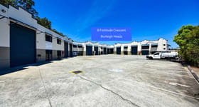 Offices commercial property for lease at 12/8 Fortitude Crescent Burleigh Heads QLD 4220