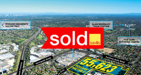 Development / Land commercial property sold at 6-30 Brandon Park Drive Wheelers Hill VIC 3150
