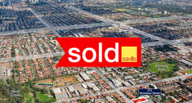 Development / Land commercial property sold at 213 Nicholson Street Brunswick East VIC 3057