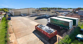 Factory, Warehouse & Industrial commercial property sold at 123 North Street North Toowoomba QLD 4350