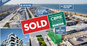 Development / Land commercial property sold at 61 Danks Street (Cnr Johnston Street) Port Melbourne VIC 3207