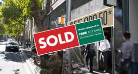 Shop & Retail commercial property sold at Shop 3, 601 Little Collins Street Melbourne VIC 3000
