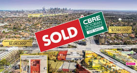 Development / Land commercial property sold at 110 Denmark Street Kew VIC 3101