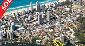 Development / Land commercial property sold at 19 Cannes Avenue Surfers Paradise QLD 4217