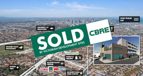 Development / Land commercial property sold at 13-15 Norwood Crescent Moonee Ponds VIC 3039