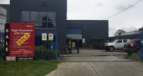Factory, Warehouse & Industrial commercial property sold at 4 Lisa Place Coolaroo VIC 3048