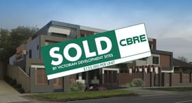Development / Land commercial property sold at 27-29 Jasper Road Bentleigh VIC 3204