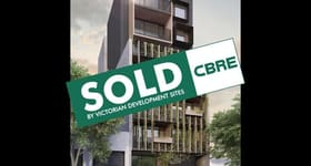 Development / Land commercial property sold at 179 Gladstone South Melbourne VIC 3205