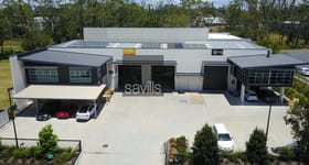 Factory, Warehouse & Industrial commercial property sold at 21 Hugo Place Mansfield QLD 4122