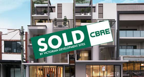 Development / Land commercial property sold at 29-33 High Street Glen Iris VIC 3146
