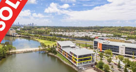 Offices commercial property sold at Suite 107/20 Lake Orr Drive Varsity Lakes QLD 4227