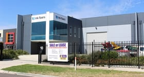 Factory, Warehouse & Industrial commercial property sold at 10 Freight Road Ravenhall VIC 3023