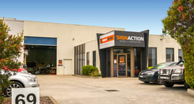 Factory, Warehouse & Industrial commercial property sold at 69 Shearson Crescent Mentone VIC 3194