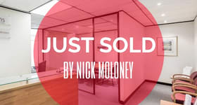 Offices commercial property sold at Suite 904/83 Mount Street North Sydney NSW 2060
