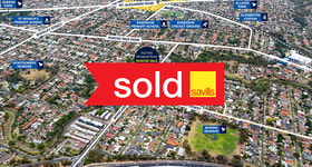 Development / Land commercial property sold at 643-645 Moreland Road Pascoe Vale South VIC 3044