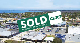 Shop & Retail commercial property sold at HASTINGS CENTRAL SHOPPING CENT/22 Victoria Street Hastings VIC 3915