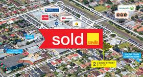 Development / Land commercial property sold at 2 David Street Lalor VIC 3075