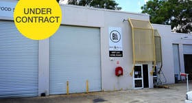Factory, Warehouse & Industrial commercial property sold at 5 / 41 Steel Place Morningside QLD 4170