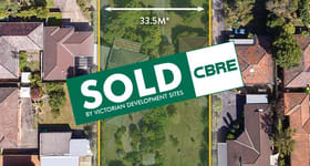 Development / Land commercial property sold at 7-8 Blanche Court Doncaster East VIC 3109