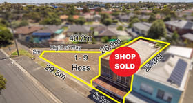 Development / Land commercial property sold at 1-9 Ross Road Altona North VIC 3025