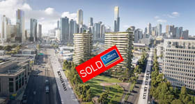 Development / Land commercial property sold at 268 Sturt Street Southbank VIC 3006