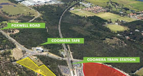 Development / Land commercial property sold at 17 George Alexander Way Coomera QLD 4209