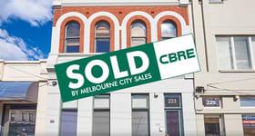 Development / Land commercial property sold at 223 Park Street South Melbourne VIC 3205