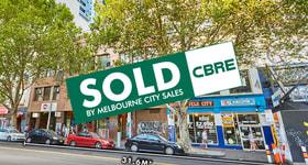 Development / Land commercial property for sale at 478 & 480-488 Elizabeth Street Melbourne VIC 3000