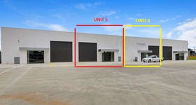 Factory, Warehouse & Industrial commercial property sold at Unit 4/192-208 Princes Drive Morwell VIC 3840