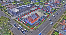 Factory, Warehouse & Industrial commercial property sold at 419 Blaxcell Street Granville NSW 2142