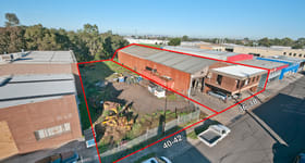 Factory, Warehouse & Industrial commercial property sold at 36-42 Theobald Street Thornbury VIC 3071