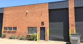 Factory, Warehouse & Industrial commercial property sold at 5/13 Works Place Milperra NSW 2214