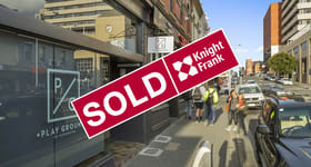 Shop & Retail commercial property sold at 83 Harrington Street Hobart TAS 7000