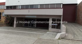 Factory, Warehouse & Industrial commercial property sold at 7 Clyde Street Rydalmere NSW 2116