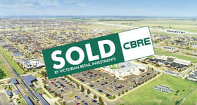 Shop & Retail commercial property sold at Lakeside Square Shopping Centr/9 The Village Way Pakenham VIC 3810