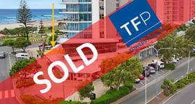 Shop & Retail commercial property sold at Shop 11/110 Marine Parade Coolangatta QLD 4225