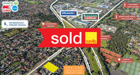Development / Land commercial property sold at 592-600 Springvale Road Springvale South VIC 3172